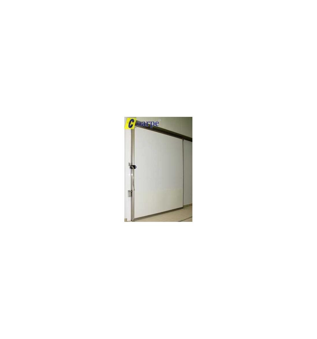 Puerta corredera frigorífica Mod. SCR conservación