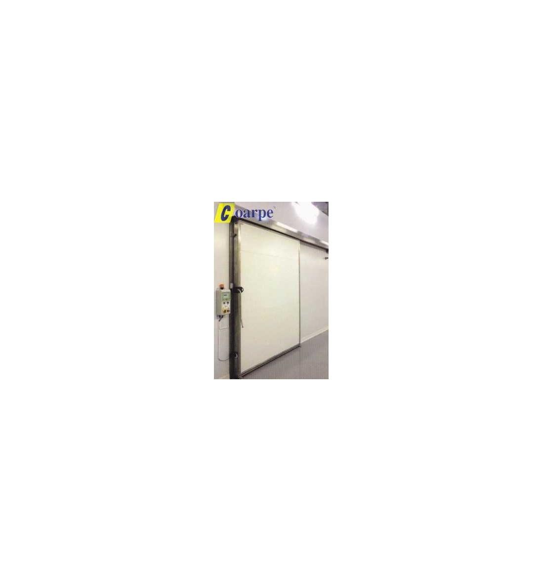 Corredera Frigorífica Cortafuegos Ei2-60 de CONSERVACIÓN PVC