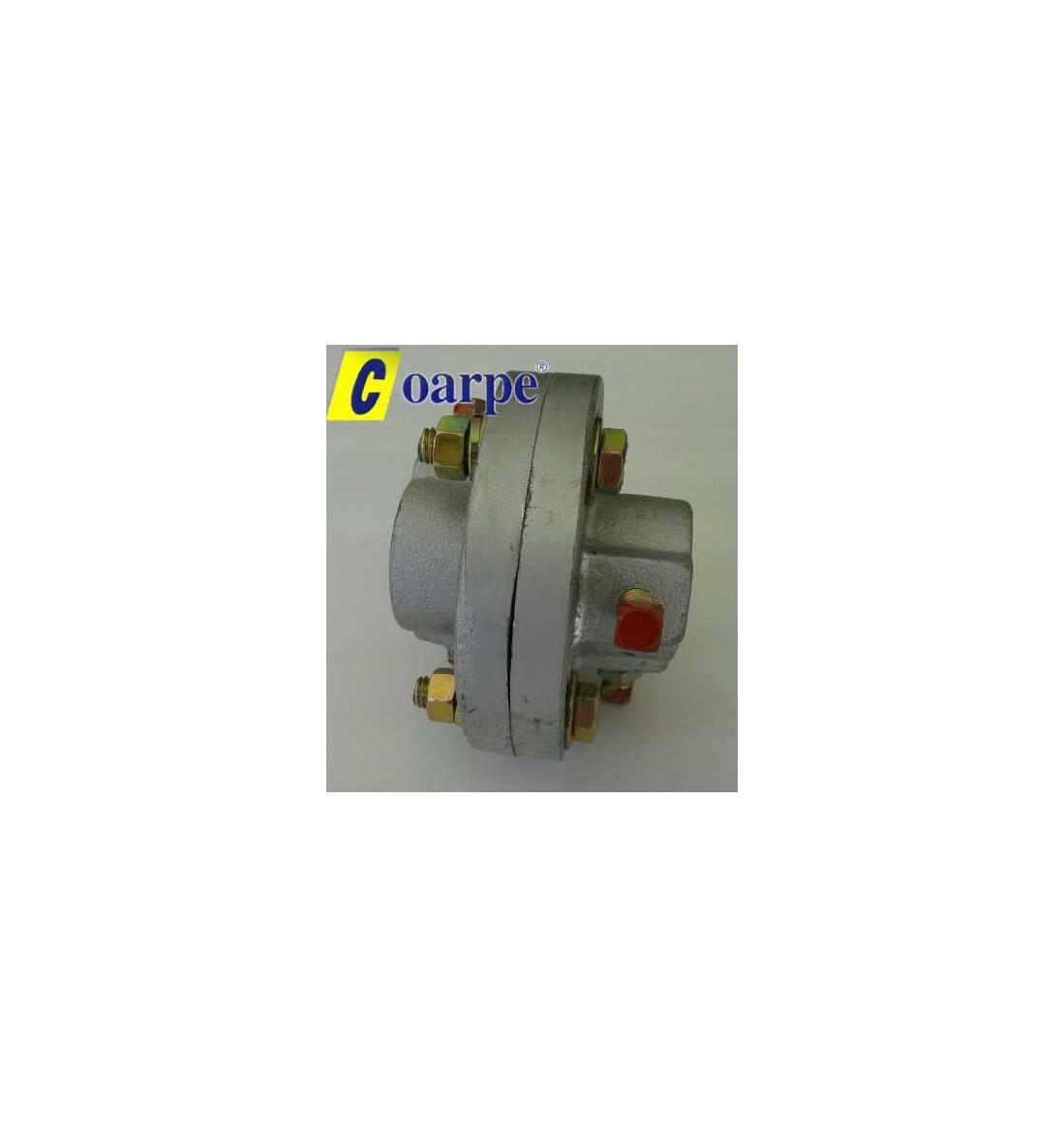 """Acoplamiento eje Puerta Industrial 1""""(25,4mm)"""