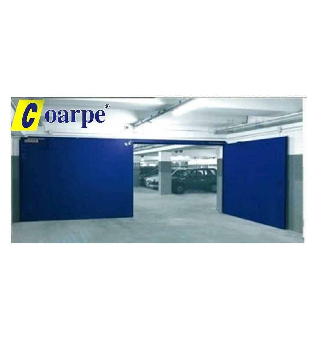 Puerta Batiente Cortafuegos Industrial