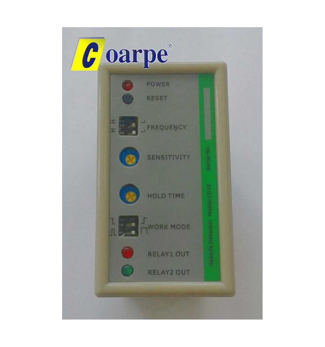 Detector de lazo magnético