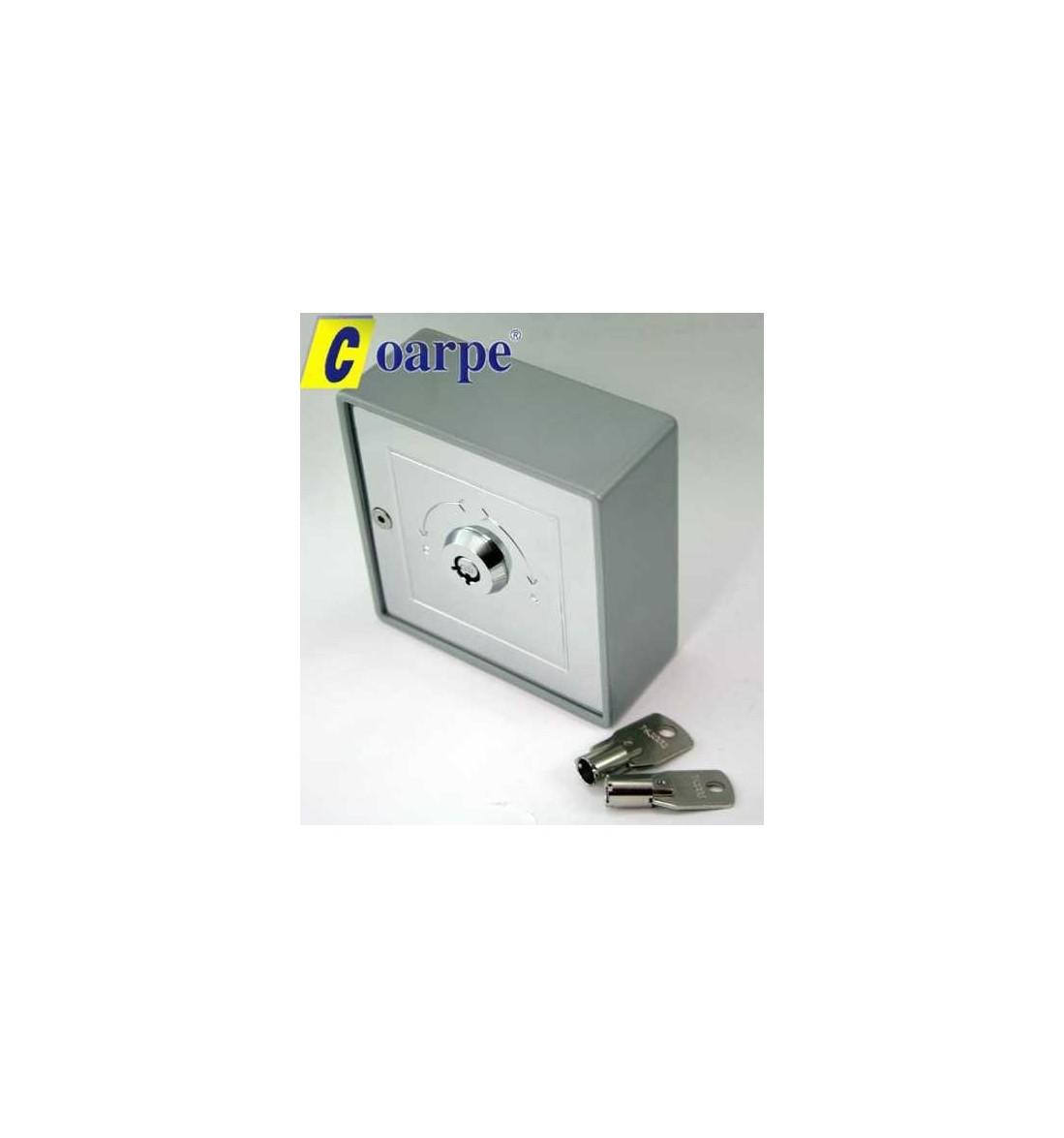 Cerradura de contacto salida llave 2 posiciones