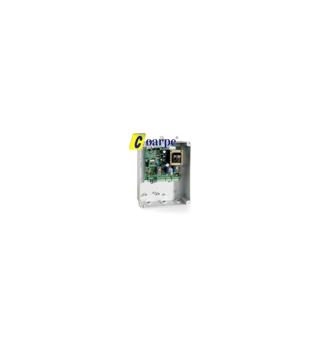 Cuadro 230 Vac con encoder para puertas basculantes