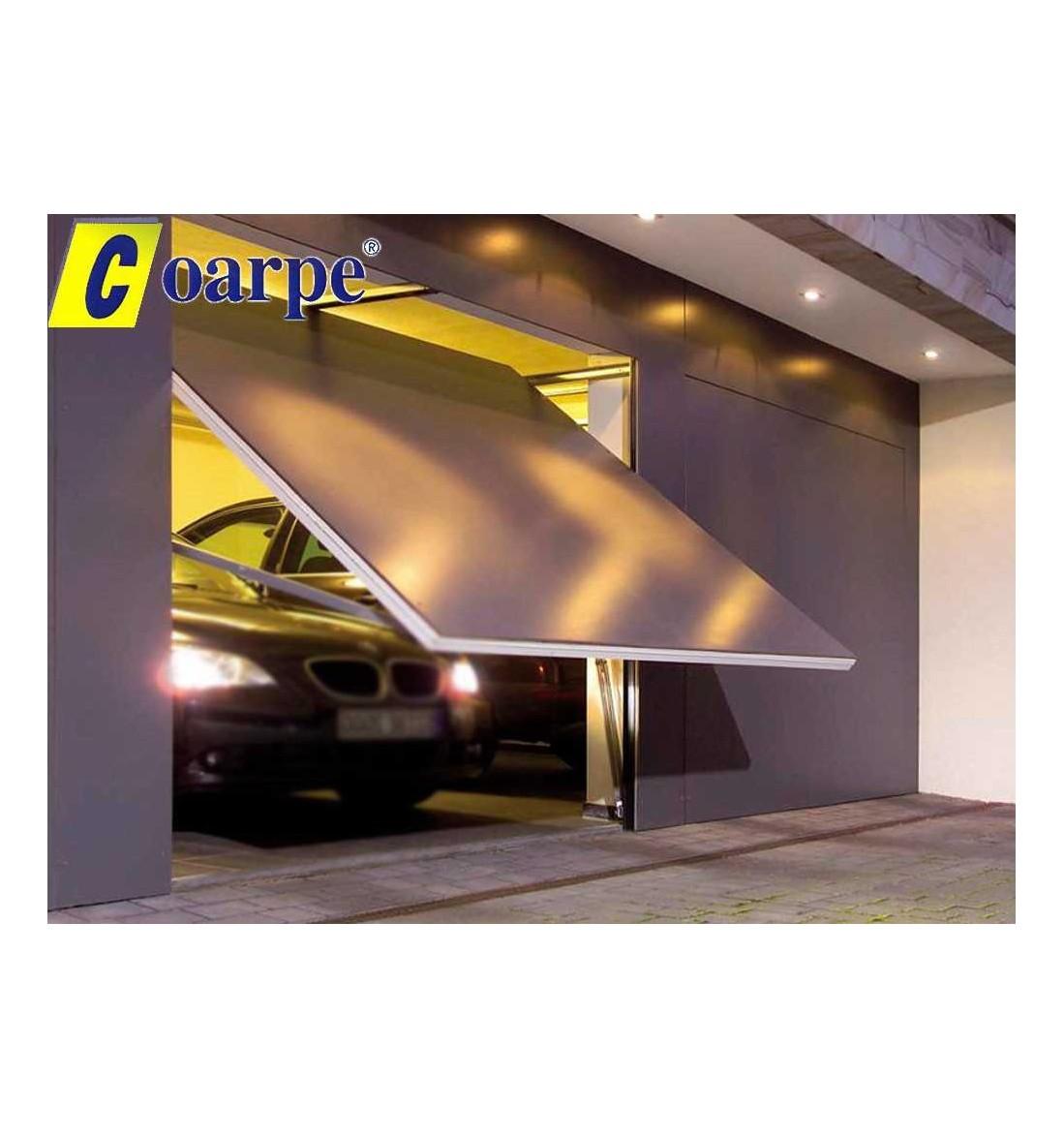 Puerta basculante garaje/industrial