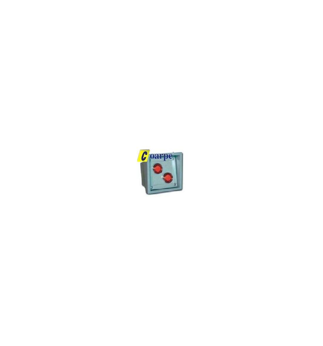 Botonera CLEMSA 2 pulsadores