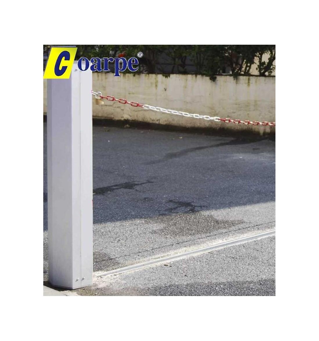 Canalón-guía para cadena de barrera (2M)