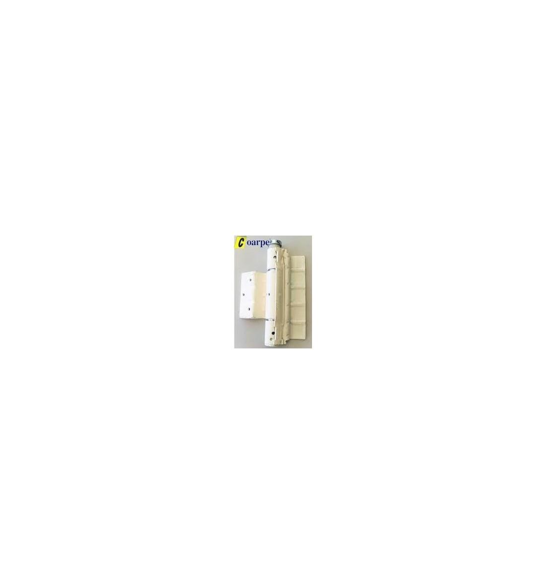 Bisagra Cortafuegos Blanco UNIVER C/Perno con muelle