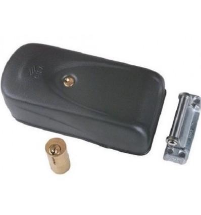 Cerraduras electricas de sobreponer para puertas metálicas