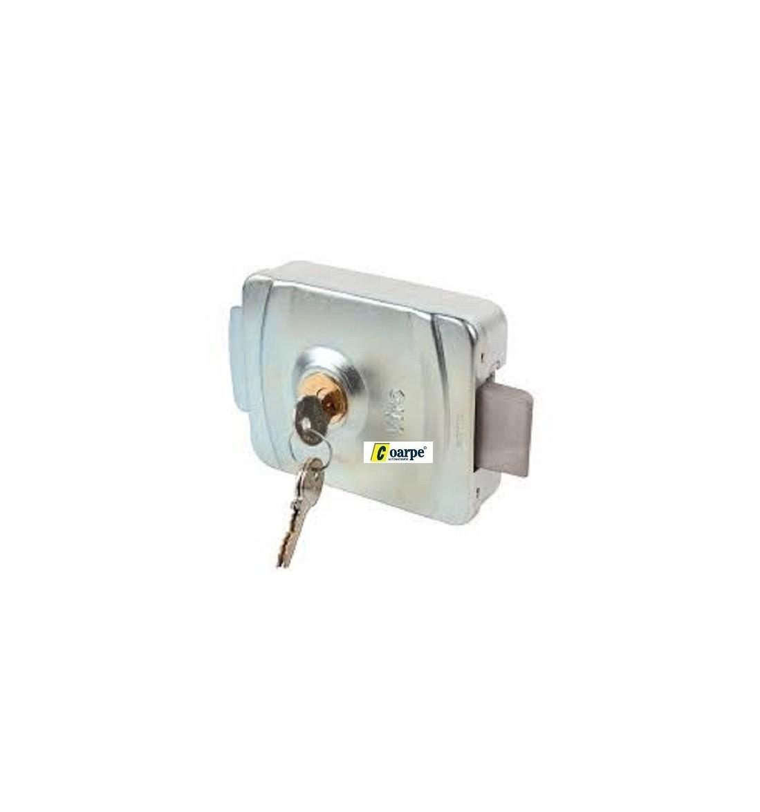 Electrocerradura para puertas abatibles