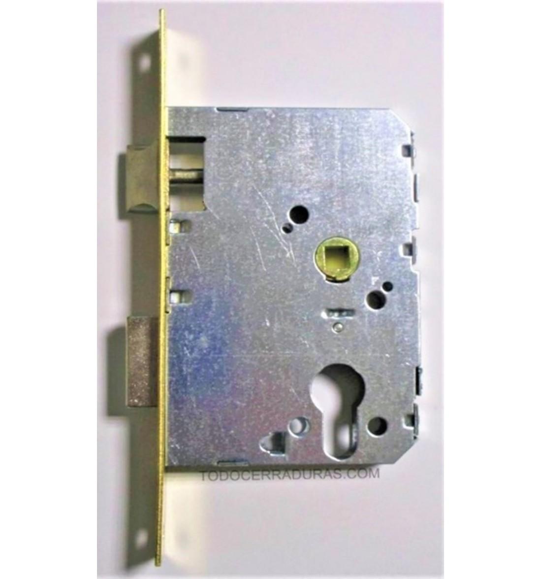 Cerraduras Eléctricas de embutir para perfiles estrechos