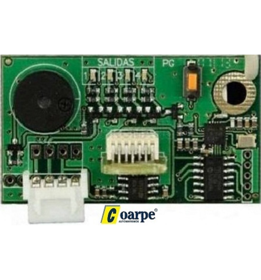 Receptor enchuf. RNE 248 para mandos Clemsa