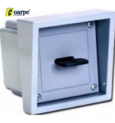Cerradura de contacto magnética codificable