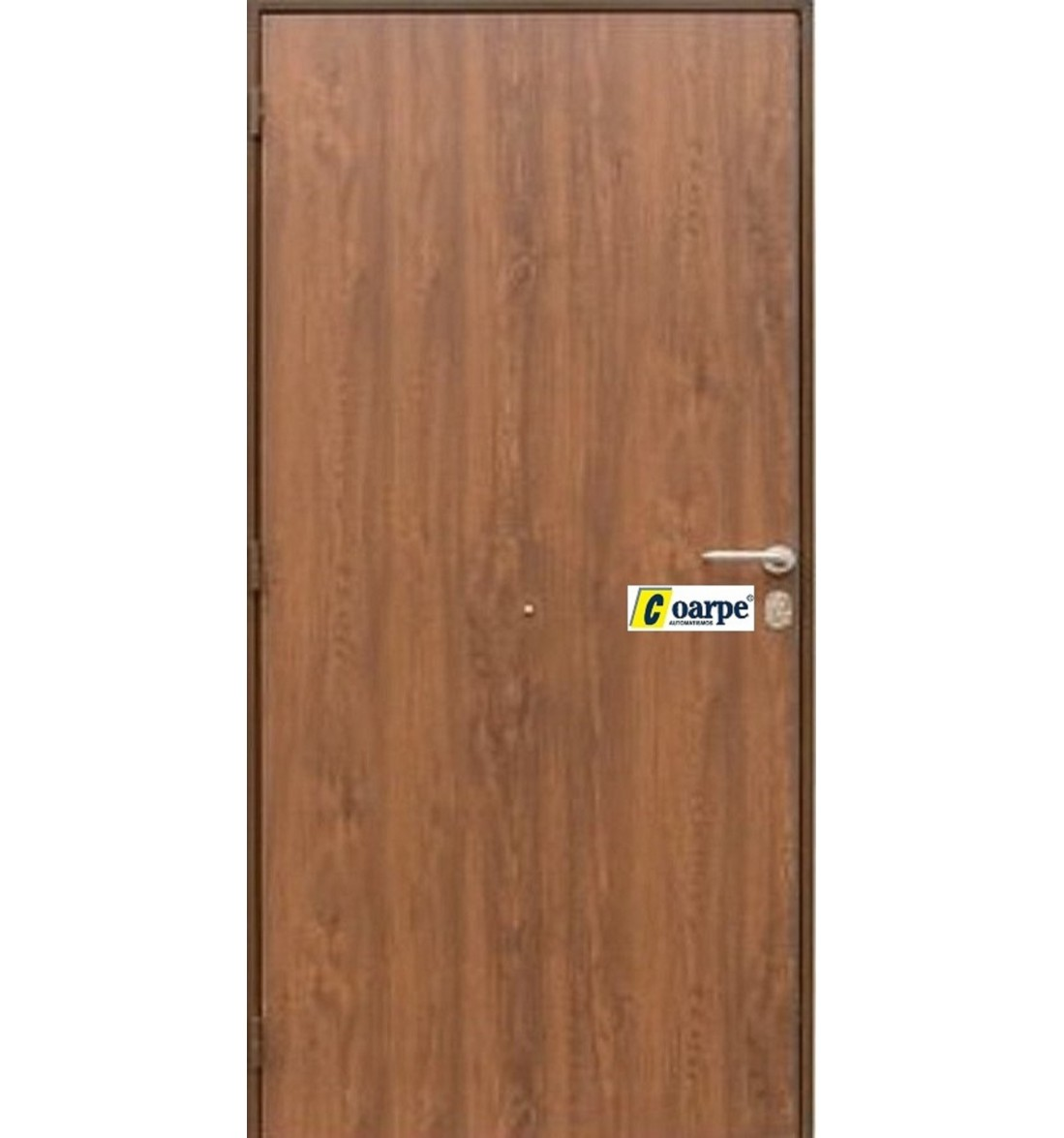 Puerta Multiusos 800x2100 Sin Ventilación Imitación Madera