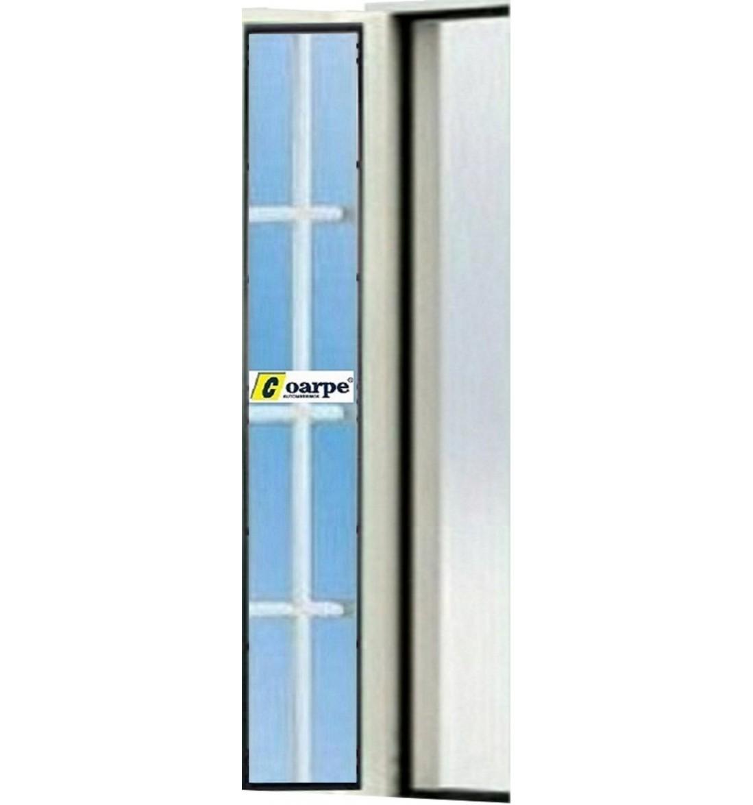 Lateral Mod. Doble Separador con ventana abatible